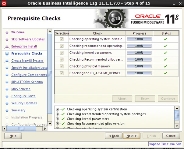 Oracle rcu silent install builder