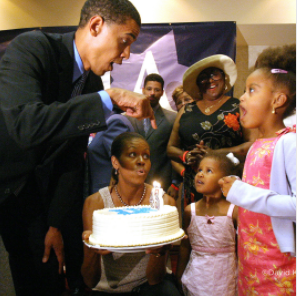 """""""Another year older, but the same phenomenal guy I married nearly 25 years ago"""": Michelle Obama celebrates Barack on his birthday"""