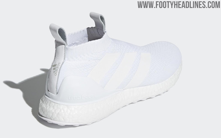 premium selection 1db73 078d0 Adidas Ace 16+ Ultra Boost - White. +2