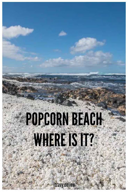 Popcorn Beach, Where is it?