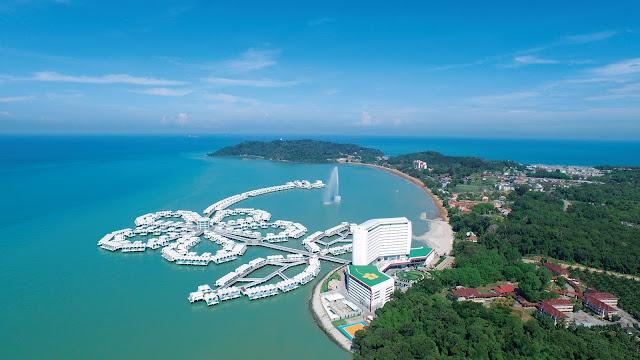 Lexis Hibiscus Port Dickson - Salika Travel - Short Getaway Package @ Lexis Hibiscus Port Dickson