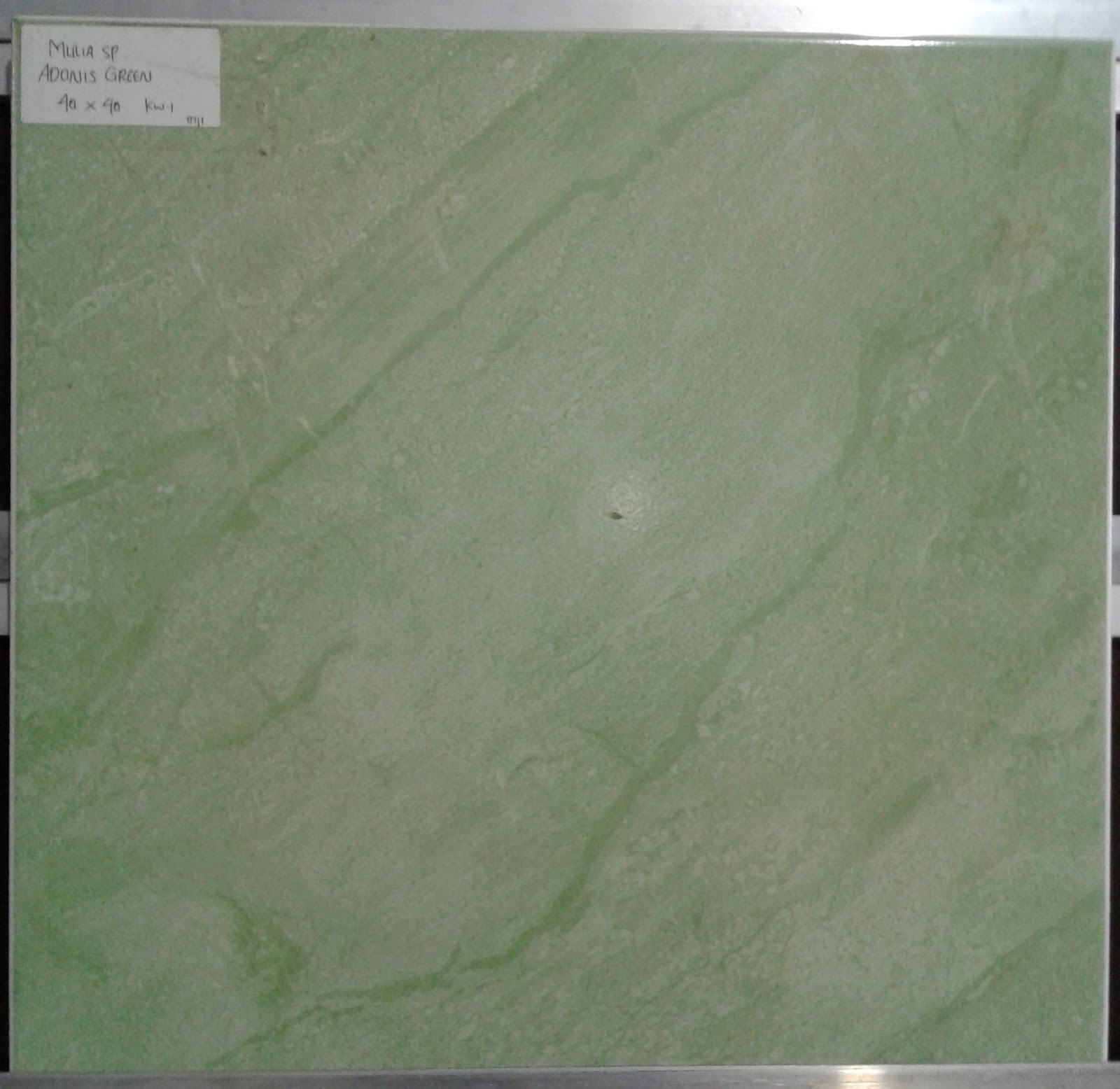 Sell floor ceramic mulia signature adonis green from - Valentino keramik ...