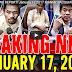 BREAKING NEWS REPORT! January 17 2017 MANNY PACQUIAO | TRILLANES | PRES. DUTERTE | KOKO PIMENTEL