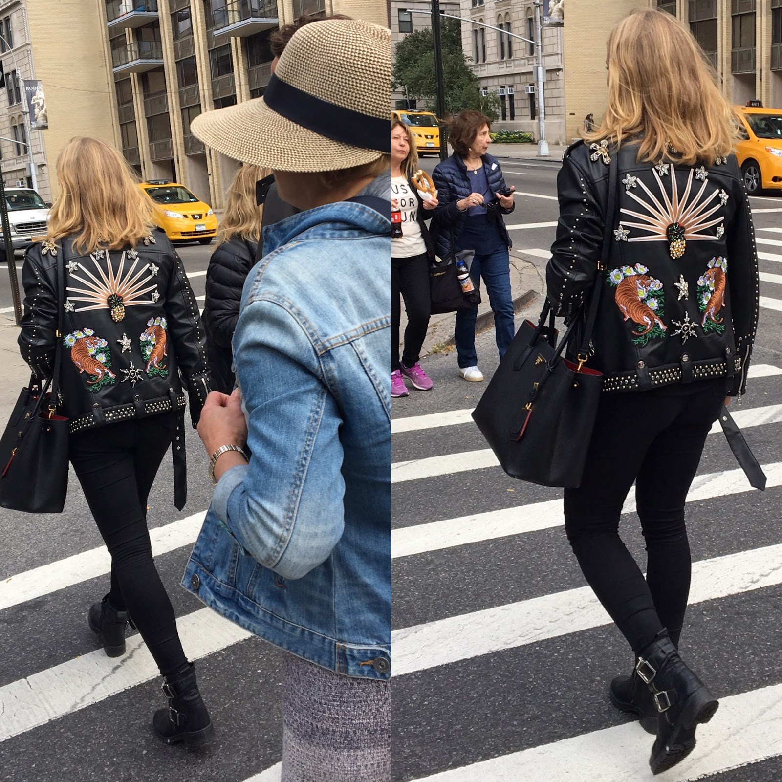 the write rebecca: NYC Street Style Photo Blog Fall/Winter 2017