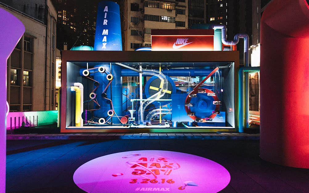 50f1aaf2c77ff A Look Inside the Nike Air Max Con – Hong Kong. Unknown. about 3 years ago  · Facebook. A sneakerhead s wonderland.