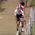 Vídeo de la batalla entre Lars van der Haar, Wout van Aert y Mathieu van der Poel en el ciclocross de Ronse