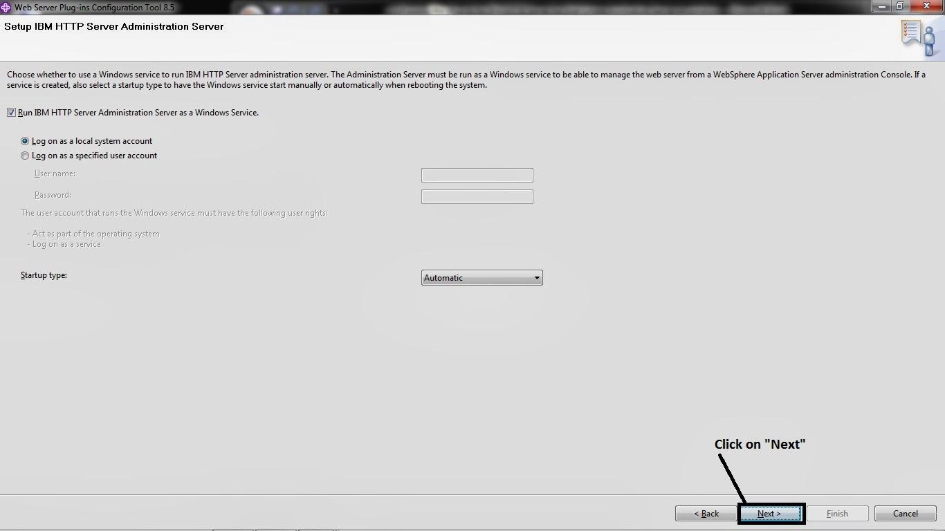 IBM WebSphere Application Server: configuring the plugin