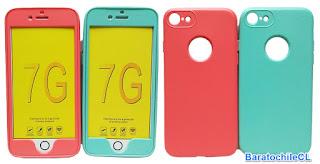 Carcasas 360 Iphone 7