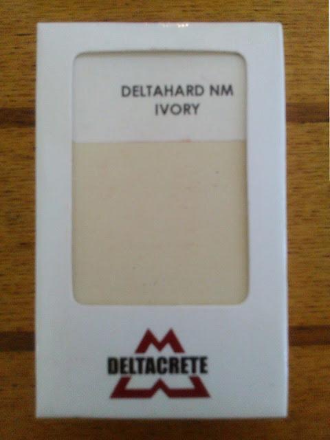 Deltahard NM Ivory