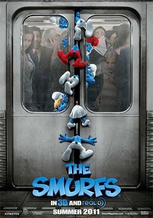 The Smurfs 2011 BRRip 720p Dual Audio In Hindi English