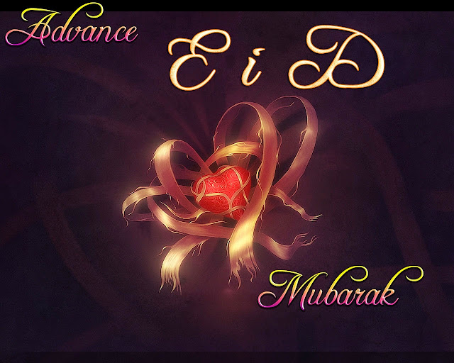 EID MUBARAK ADVANCE FACEBOOK STATUS