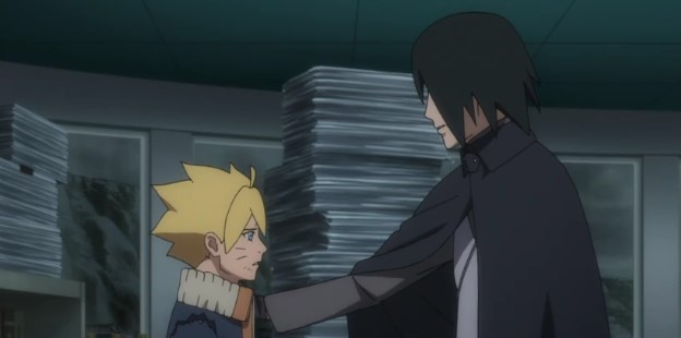 Boruto Naruto Next Generations – Episódio 63