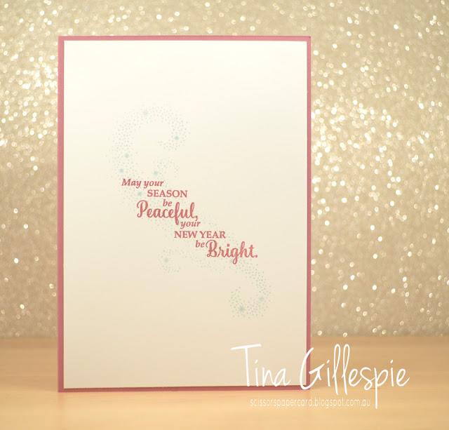 scissorspapercard, Stampin' Up!, Star Of Light, Starlight Thinlits