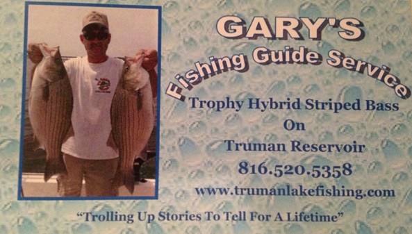 Gary's Fishing Guide Service