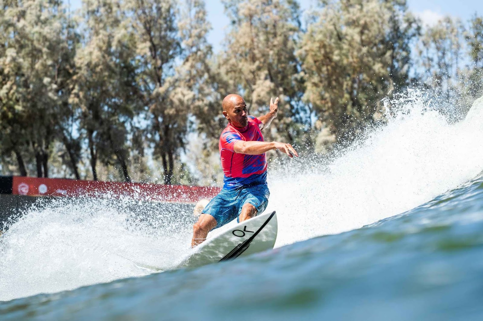Highlights from Day 1 at the #FreshwaterPro pres by Outerknown
