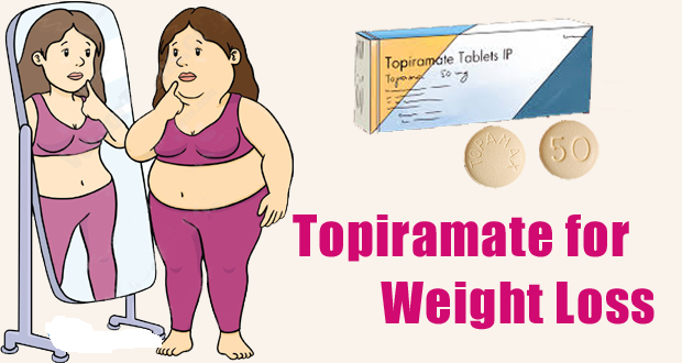 Topiramate Tablets for Weight Loss