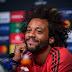 """Marcelo evita falar de interesse da Juve e cita possível título: """"Muita vontade de ganhar"""""""
