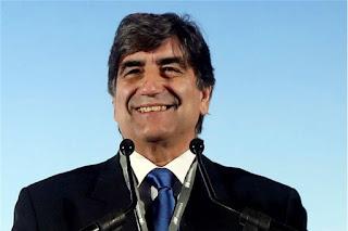 Fotografia do secretario de estado do ambiente, Carlos Martins