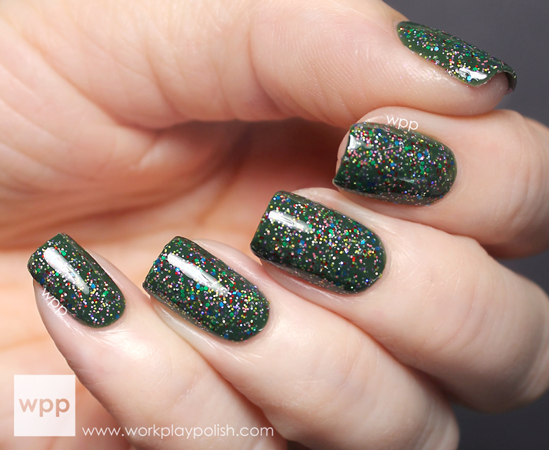Vivid Lacquer Welcome to Rapture