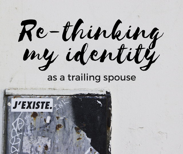 Trailing spouse: rethinking my identity