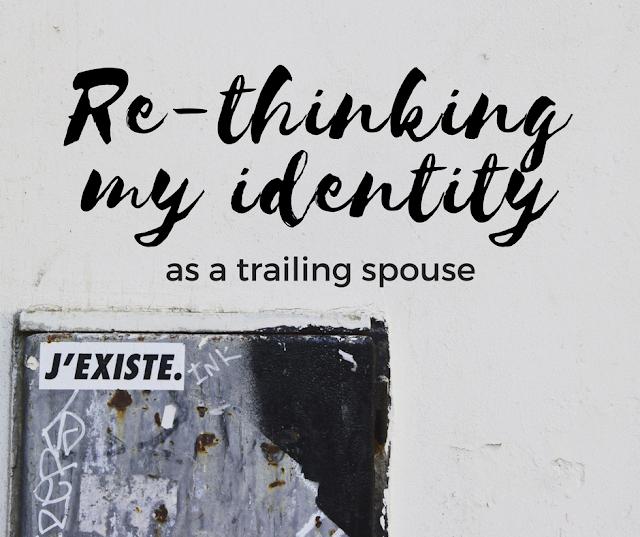 Trailing spouse: rethinking my identity