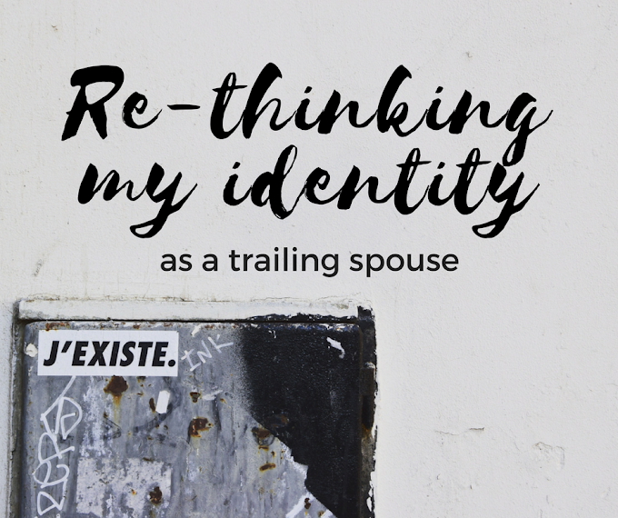 Rethinking my identity as a trailing spouse