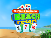 Tripeaks Solitaire: Beach Resort