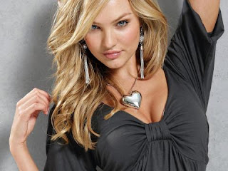 Candice swanepoel Victoria secrets model