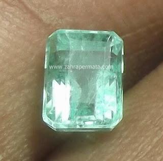 Batu Permata Jamrud Colombia - ZP 417