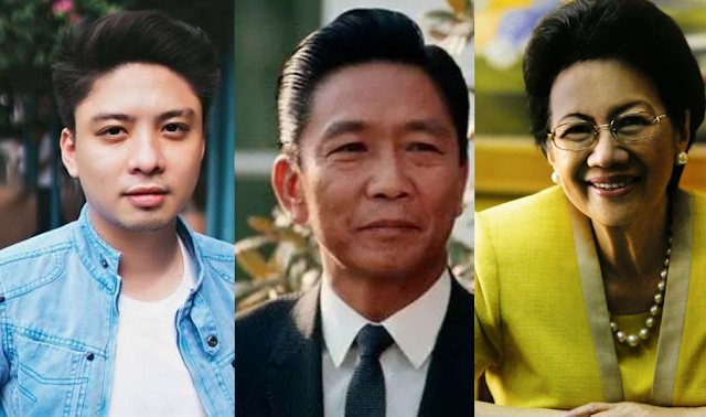 FEU professor claims Marcos burial not for heroes, Cory's was, and she didn't deserve it