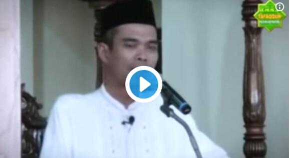 Ustadz Abdul Somad: Hari ini begitu Nyata dan Jelas antara Haq dan Bathil, Kemana Kau akan Berpihak?!