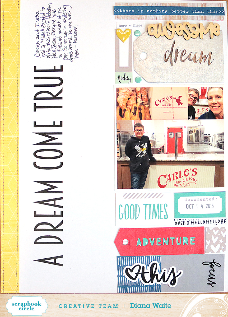 a dream come true 1 Utforsk denne tavlen til annie miller på pinterest: «dream come true 1».