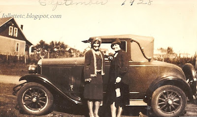 Velma and Violetta Shenandoah, VA 1928 https://jollettetc.blogspot.com