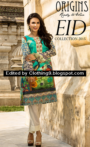 Origins Gold ready-to-wear eid collection 2015