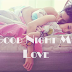 Goodnight My Love - Quotes and Messages with Images