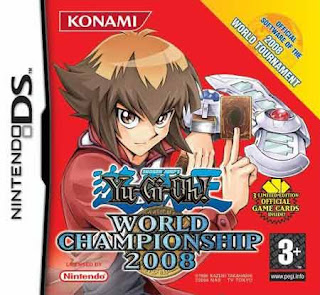 Yu-Gi-Oh! World Championship 2008 NDS en Español por mega