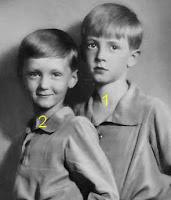 Moritz Friedrich Karl Emanuel Humbert und Heinrich Wilhelm Konstantin Victor Franz von Hessen