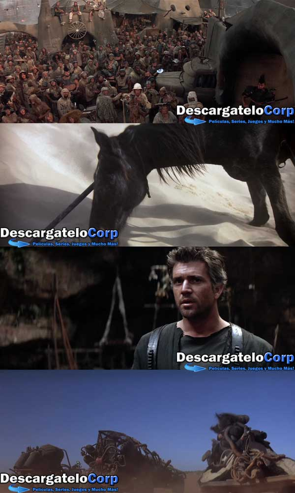 Descargar Mad Max Beyond Thunderdome HD 1080p Latino