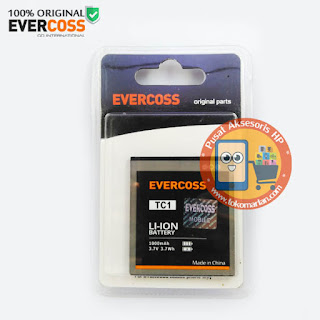 Jual Baterai Evercoss TC1 Original 100%