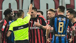 AC Milan vs Inter Milan 2-3 Full Highlights