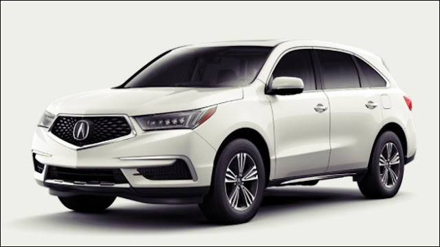2019 Acura MDX Redesign, Release Date, Price