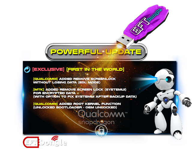EFT Dongle Version 1.3.8 FIRST IN THE WORLD Is Released 28/06/2018