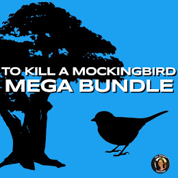To Kill a Mockingbird Mega Bundle
