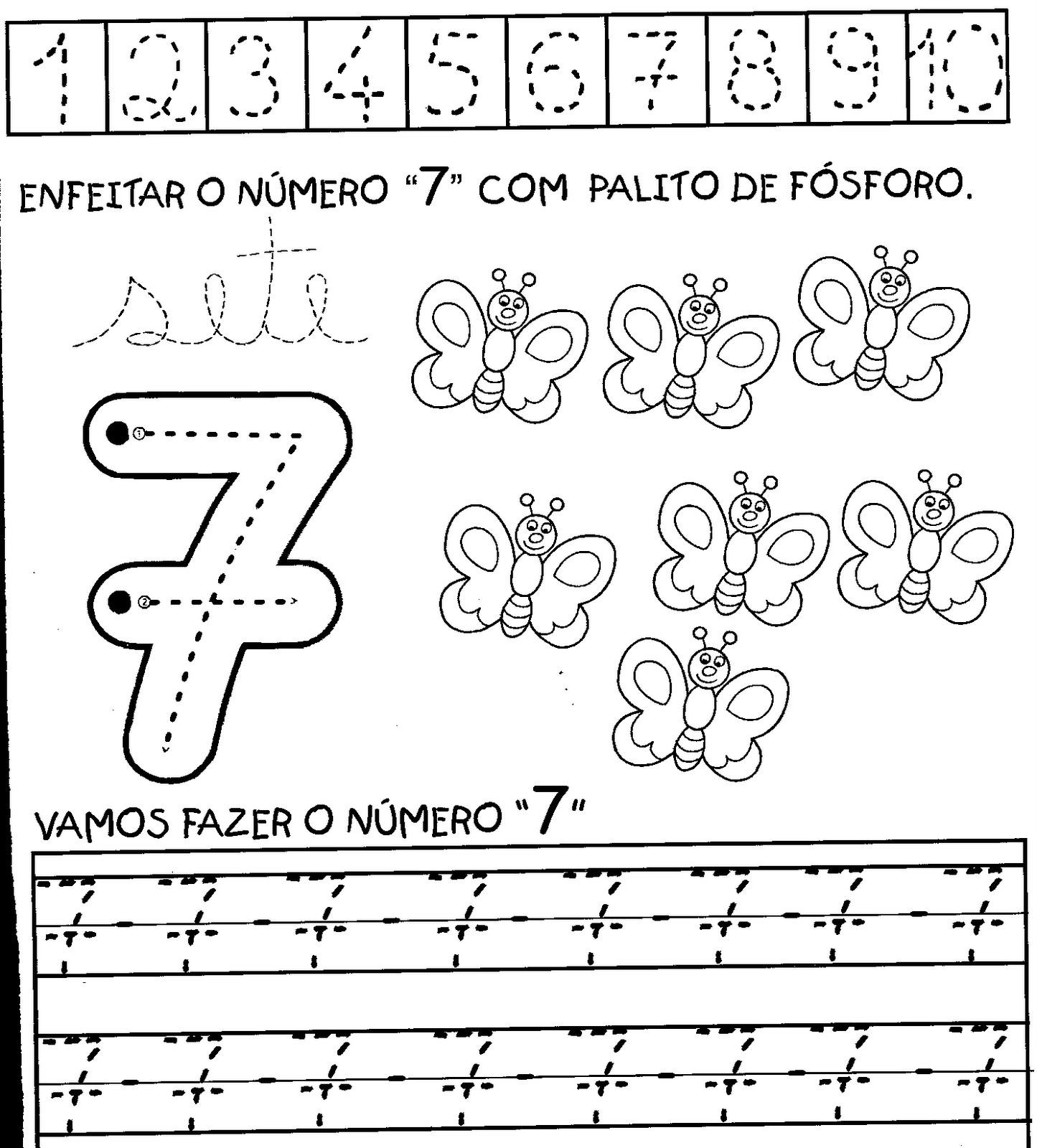 0 a 10 john deere f525 mower wiring diagram atividades para treinar os nÚmeros de 1 aprender e