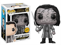 Funko Pop! Captain Salazar CHASE