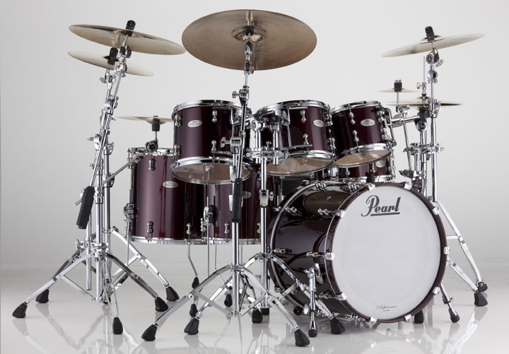 Pearl REFERENCE PURE Series Drum Set