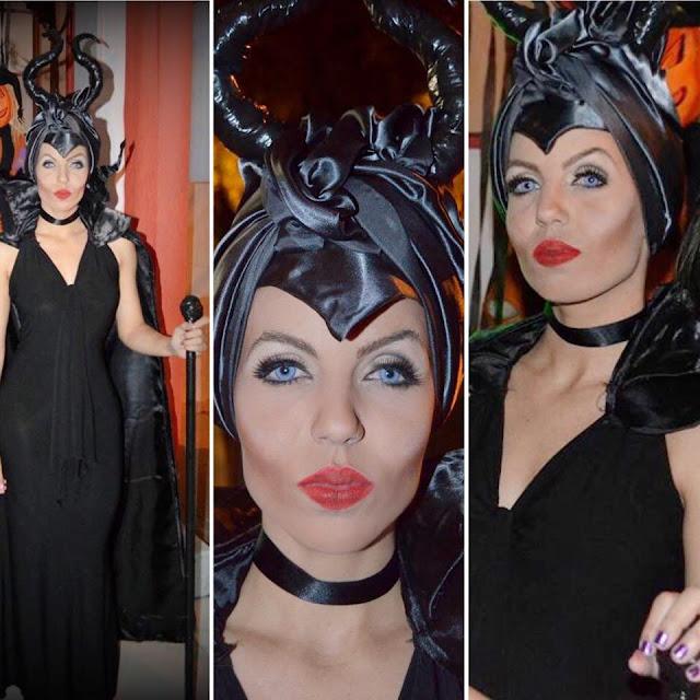 diy maquiagem da malévola, DIY maleficent makeup