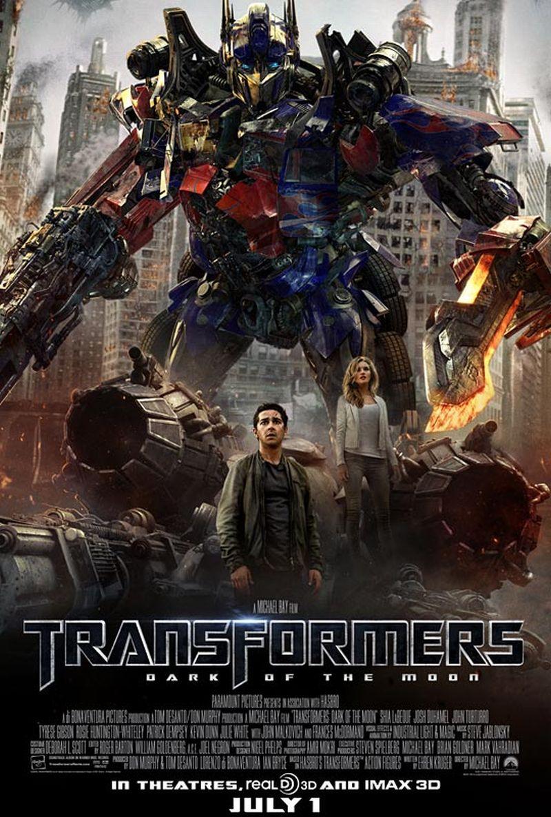 FilmDebate's Blog: [Review] Transformers 3: Dark Of The ...