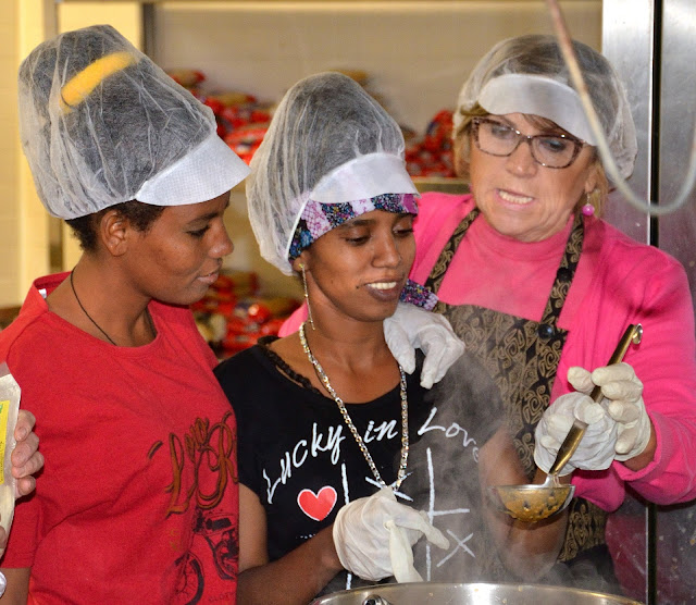link gastronomici tra Basilicata, Etiopia ed Eritrea
