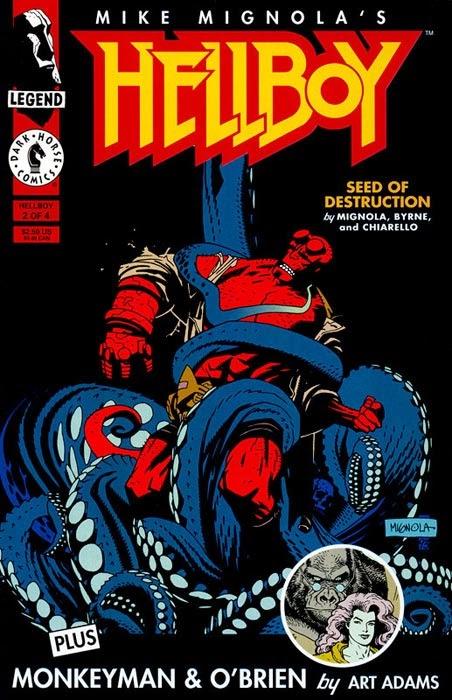 Personajes de Dark Horse Comics